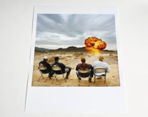 GROUND BOMB, Limited Edition Print