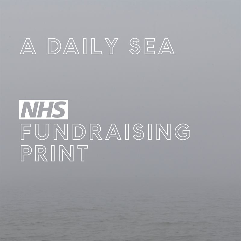 A Daily Sea (limited edition print)