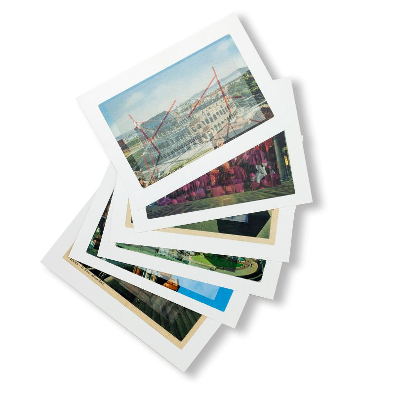 New Vedute (postcards)