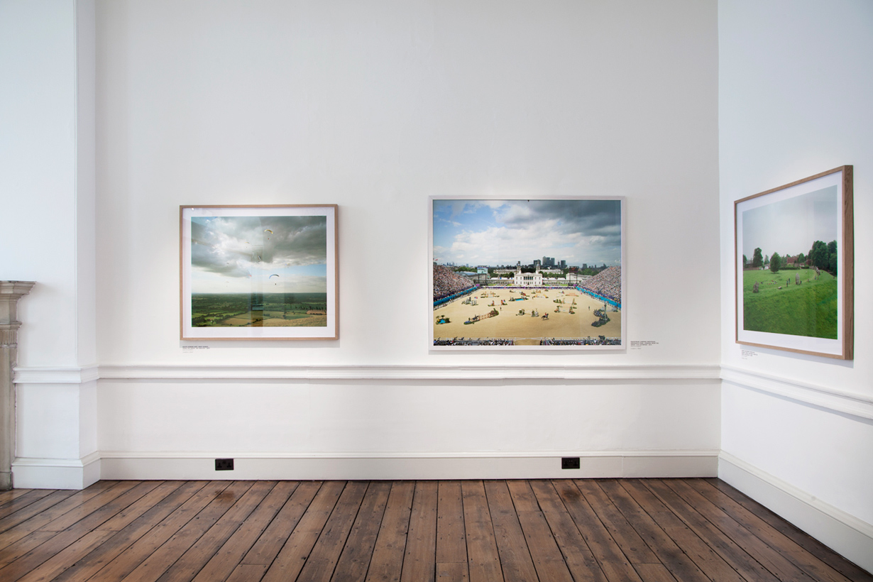 Landmarks - Fields of Photography, Somerset House, London, 2013