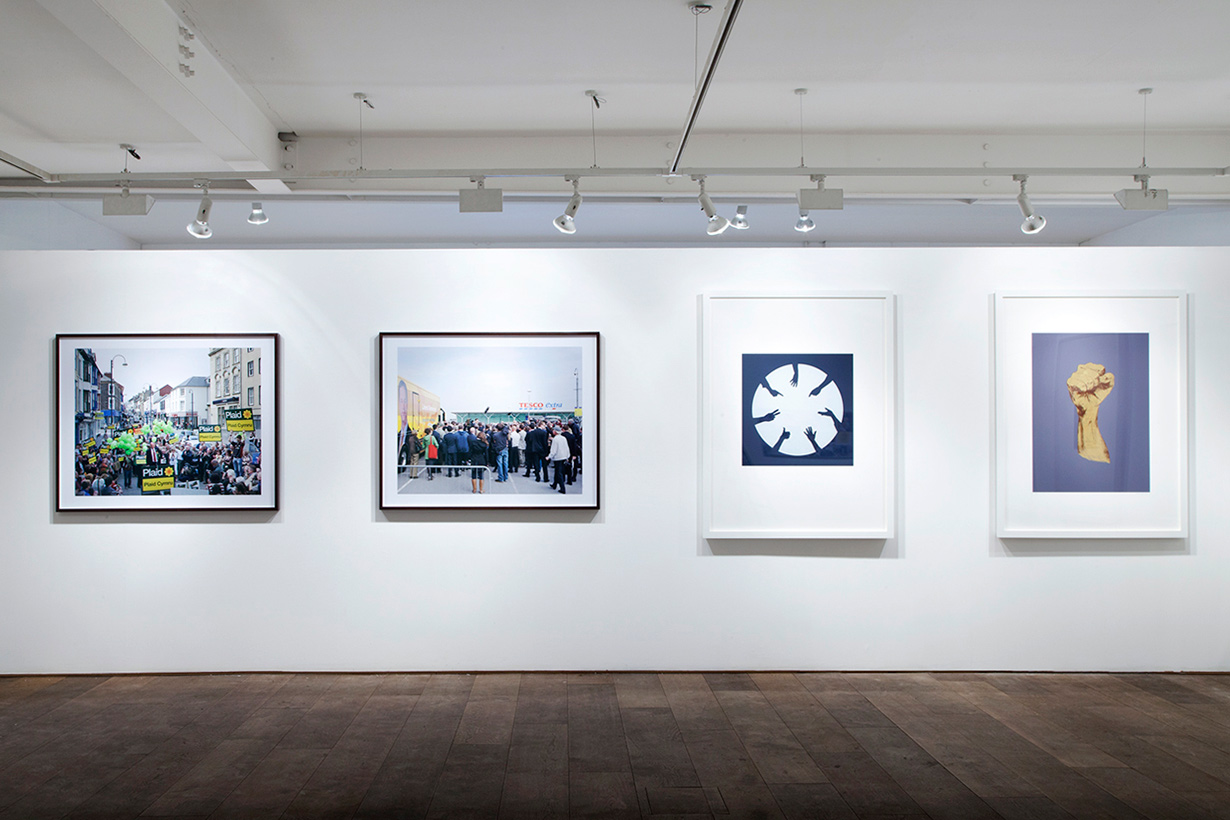 The Election Project, Flowers Gallery, London 2013