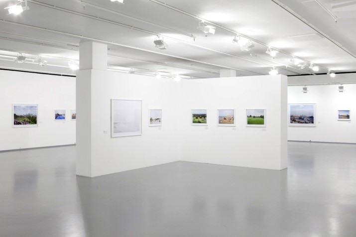 Landscapes Studies of a Small Island, Multimedia Art Museum Moscow, 2014