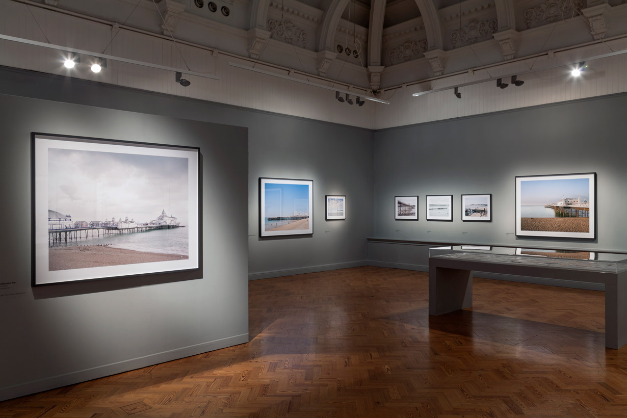 Pierdom, Brighton Museum & Art Gallery, 2015 - 2016