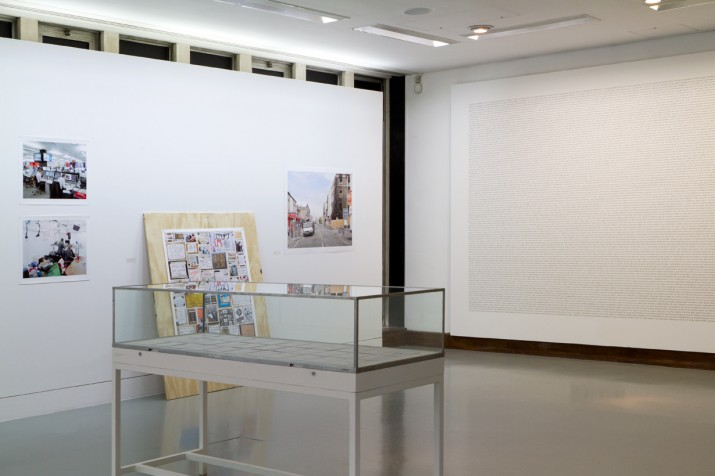 Let This Be A Sign, Swiss Cottage Gallery, London, June 2012