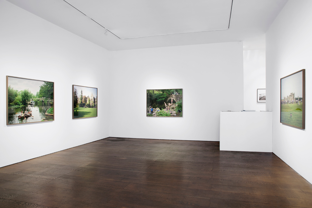 National Property, Flowers Gallery, London, 2015