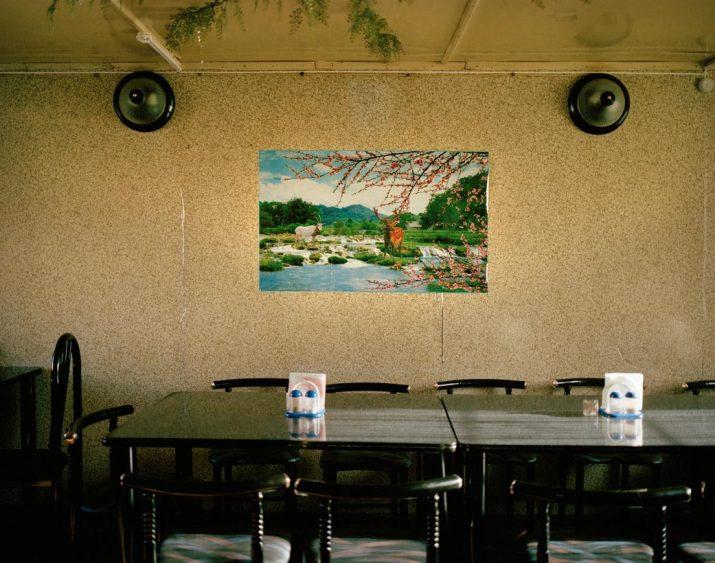 Café Pilot, Magadan, Far East, August 2004