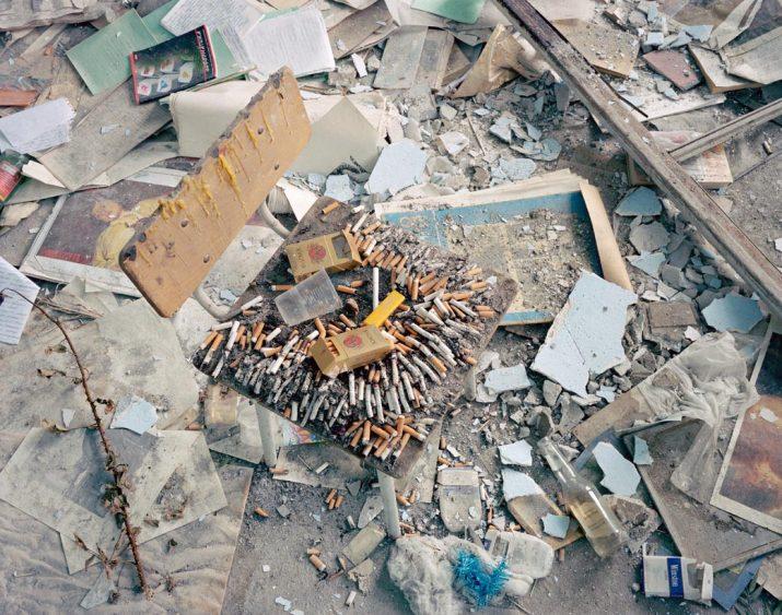 School Number One, Beslan, North Ossetia, April 2005