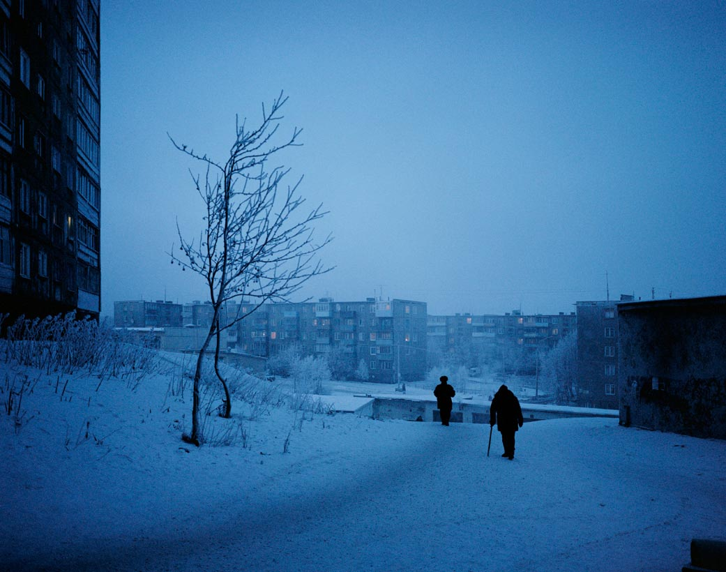 Untitled 1, Murmansk, Northern Russia, January 2005