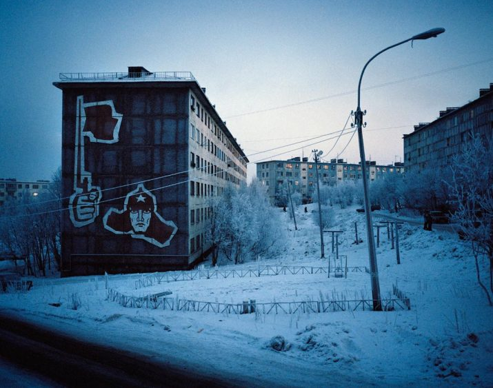 Untitled 2, Murmansk, Northern Russia, January 2005