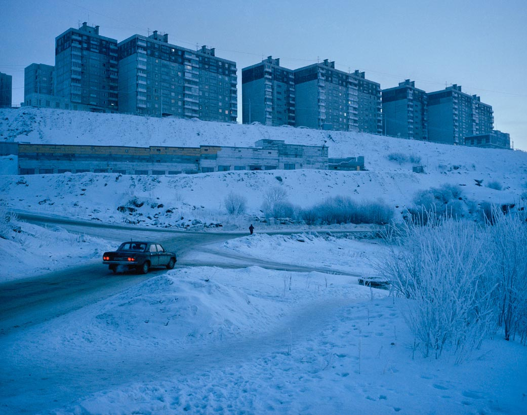 Untitled 3, Murmansk, Northern Russia, January 2005
