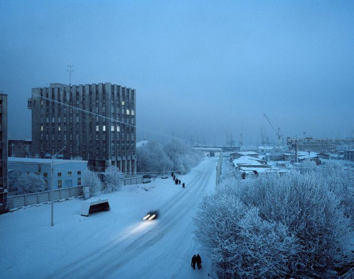 Untitled 4, Murmansk, Northern Russia, January 2005