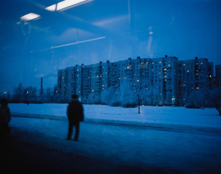 Untitled 5, St Petersburg, Northwestern Russia, December 2004
