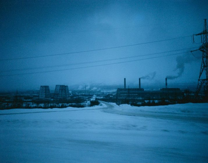 Untitled 6, Apatity, Northern Russia, January 2005