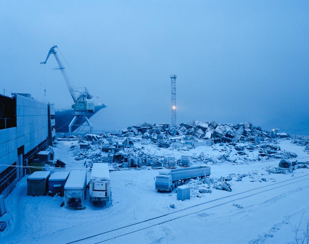 Untitled 7, Murmansk, Northern Russia, January 2005