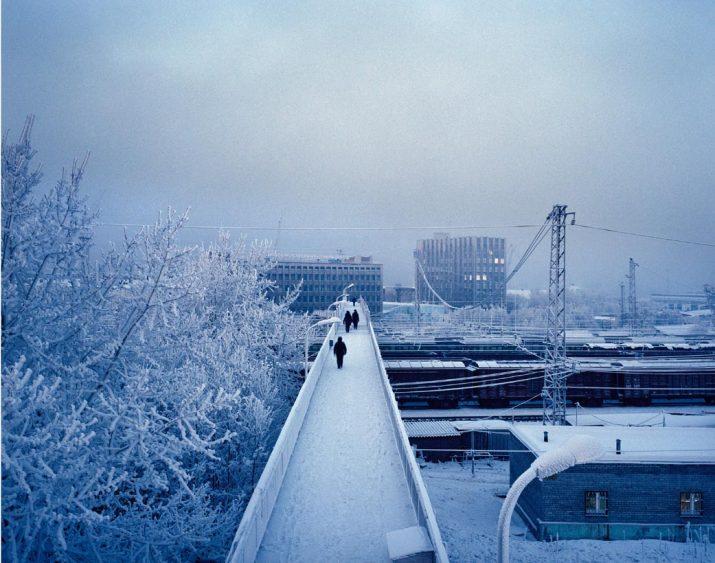 Untitled 8, Murmansk, Northern Russia, January 2005