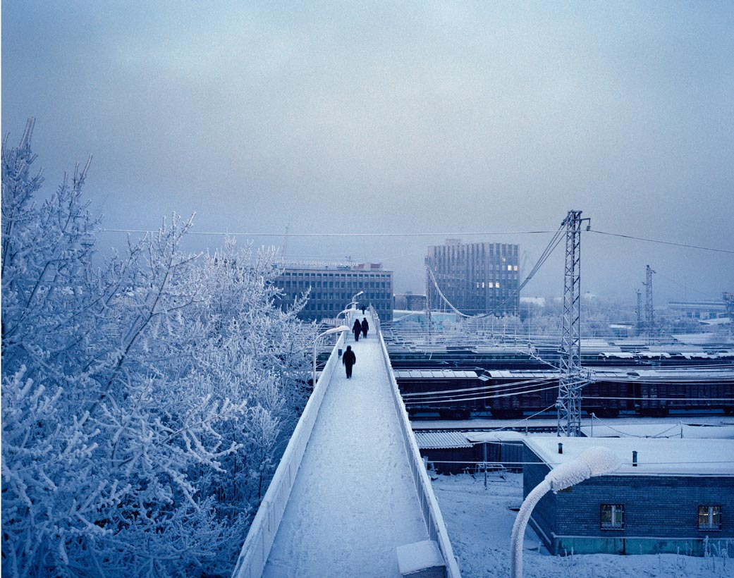 Untitled 8, Murmansk, Northern Russia, January 2005