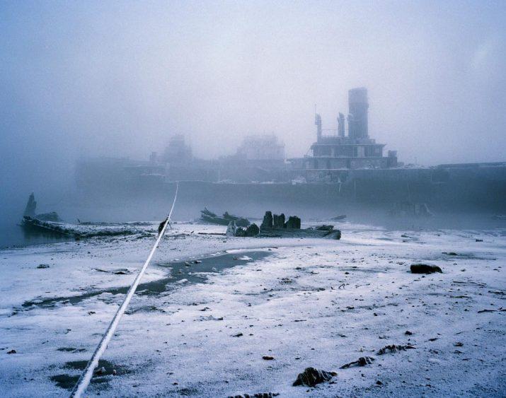 Untitled 9, Murmansk, Northern Russia, January 2005