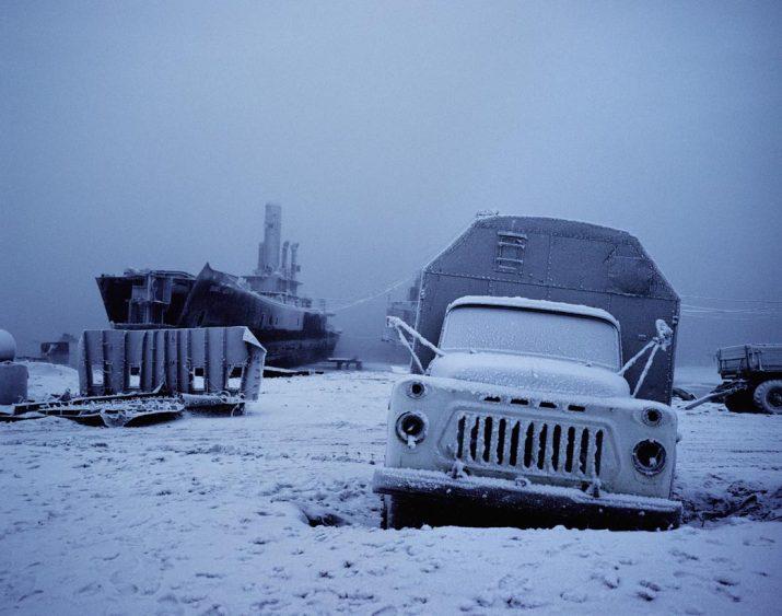 Untitled 10, Murmansk, Northern Russia, January 2005