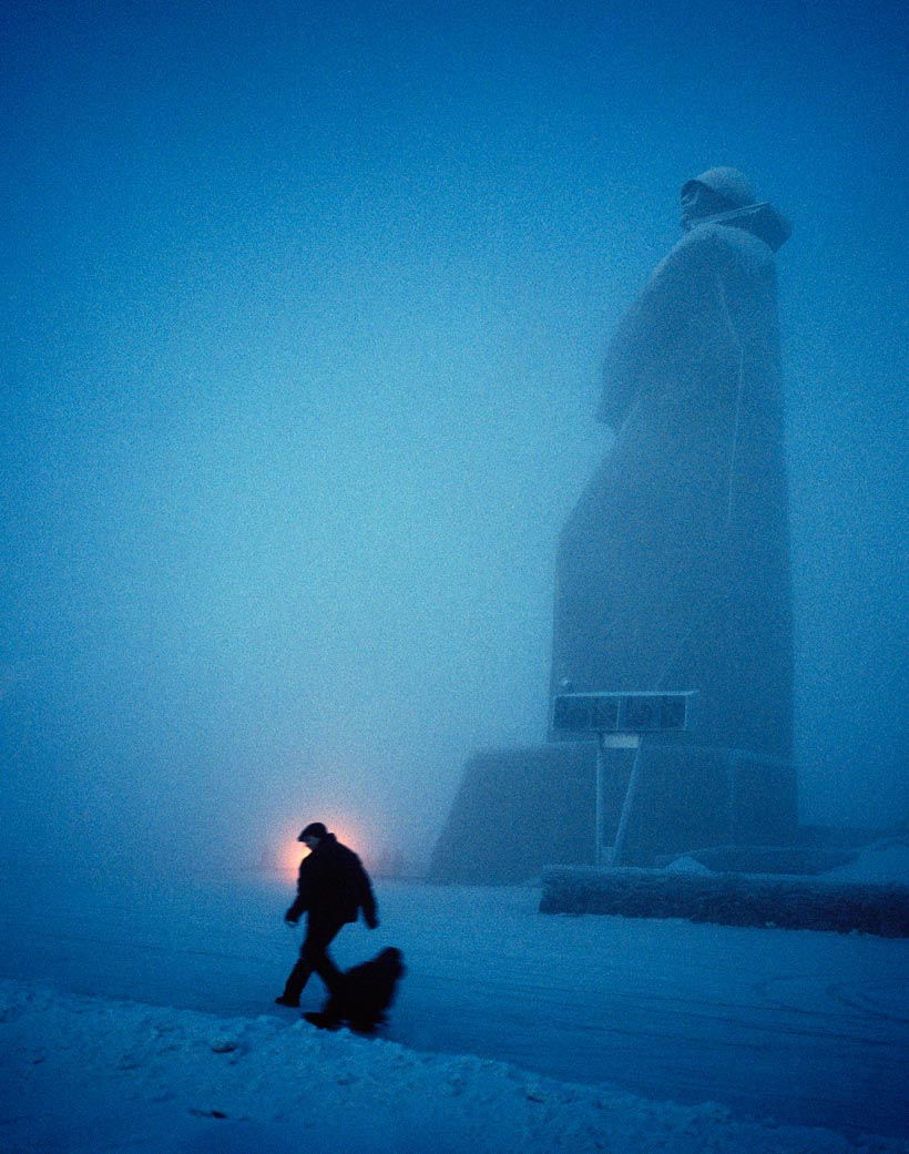 Untitled 11, Murmansk, Northern Russia, January 2005