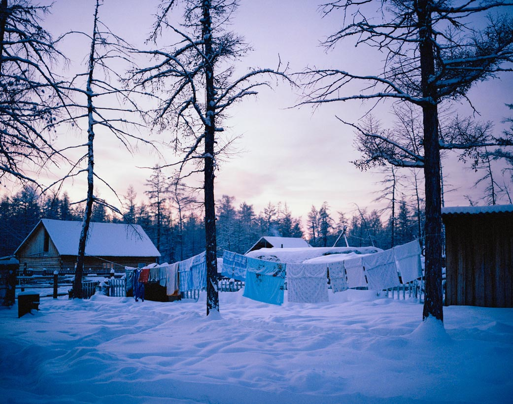 Untitled 13, Magarass, Yakutsk, December 2004
