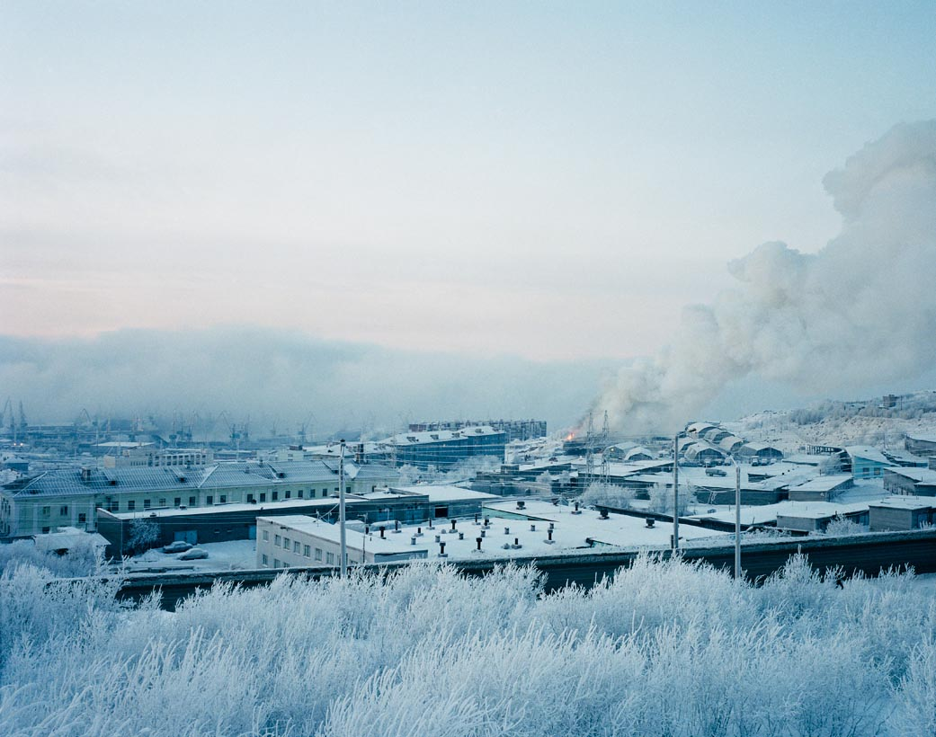 Untitled 19, Murmansk, Northern Russia, January 2005
