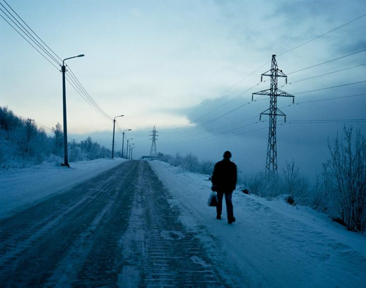 Untitled 22, Murmansk, Northern Russia, January 2005