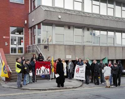 Caroline Lucas, Green Party, Brighton, 24th March 2010 (Brighton Pavilion constituency)