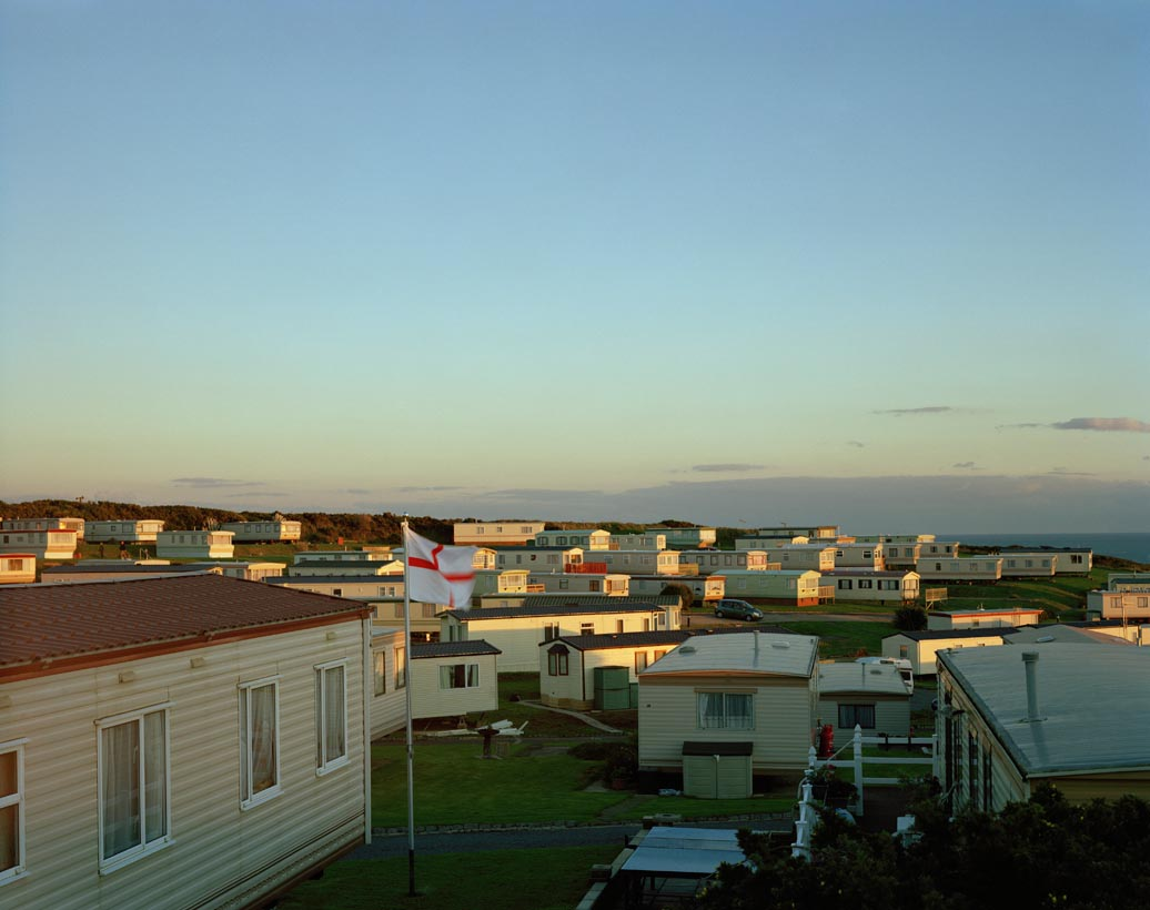 Rushey Hill Caravan Park, Peacehaven, East Sussex, 21st December 2007