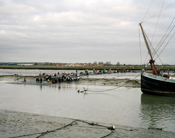 Mad Maldon Mud Race, River Blackwater, Maldon, Essex, 30th December 2007