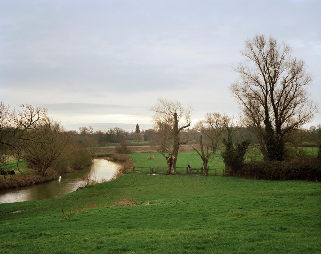 Grantchester Meadows, Cambridgeshire, 23rd January 2008