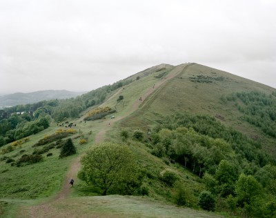 Malvern Hills, Worcestershire, 17th May 2008