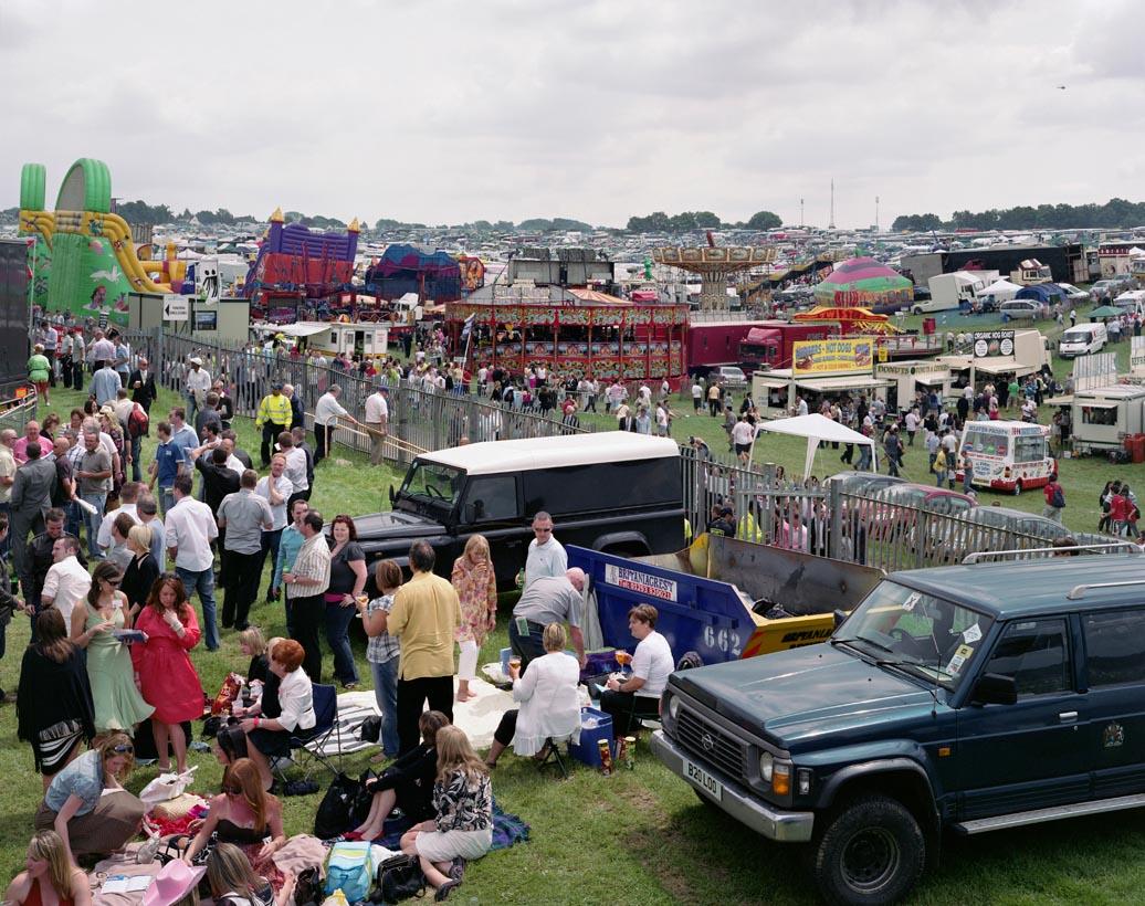 Derby Day, Epsom Downs Racecourse, Surrey, 7th June 2008