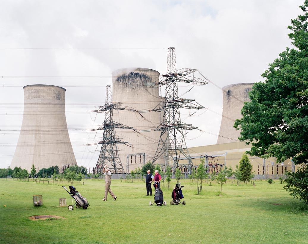 Ratcliffe-on-Soar Power Station, Nottinghamshire, 16th June 2008