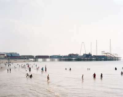 South Pier, Blackpool, Lancashire, 26th July 2008