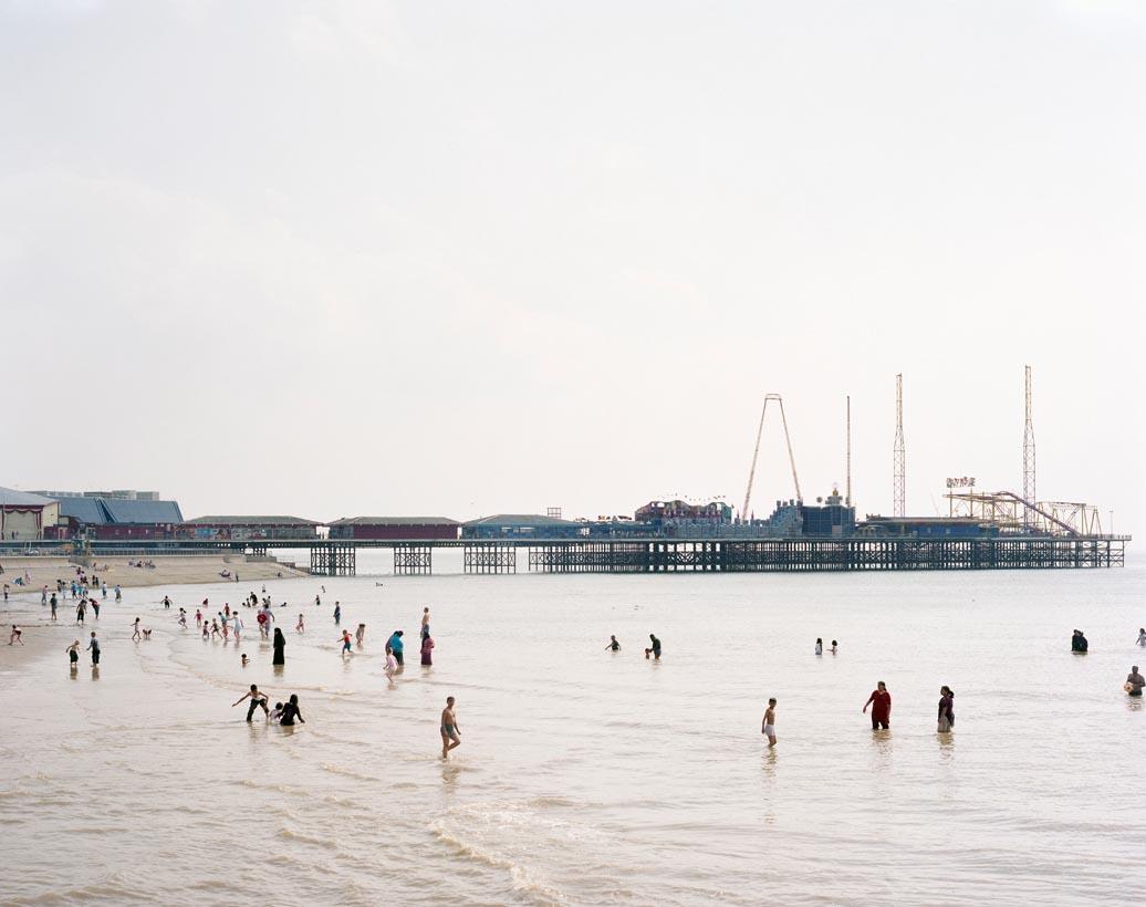 South Pier, Blackpool, Lancashire, 26th July 2008