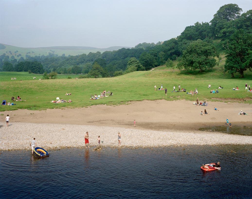 River Wharfe, Skipton, North Yorkshire, 27th July 2008