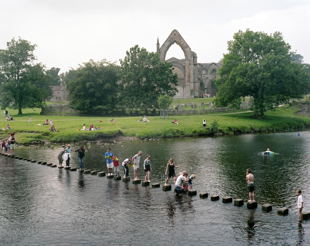 Bolton Abbey, Skipton, North Yorkshire, 27th July 2008