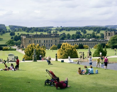 Chatsworth House, Bakewell, Derbyshire, 7th August 2008