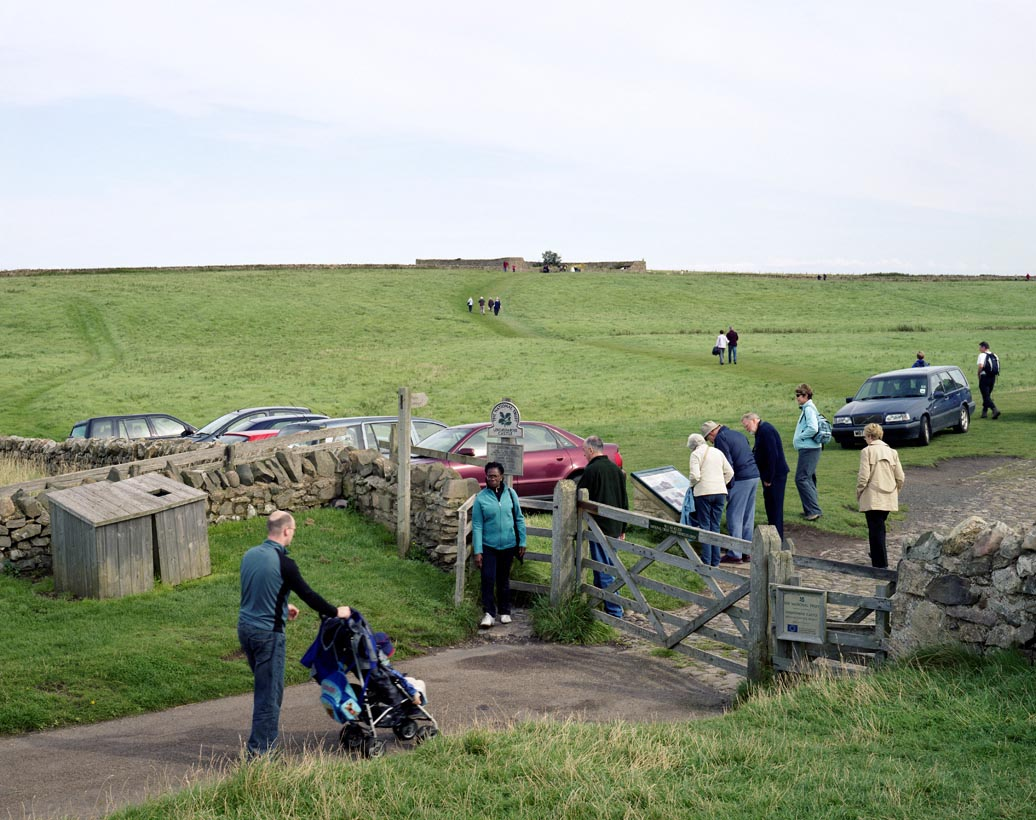 Holy Island of Lindisfarne, Northumberland, 2nd September 2008