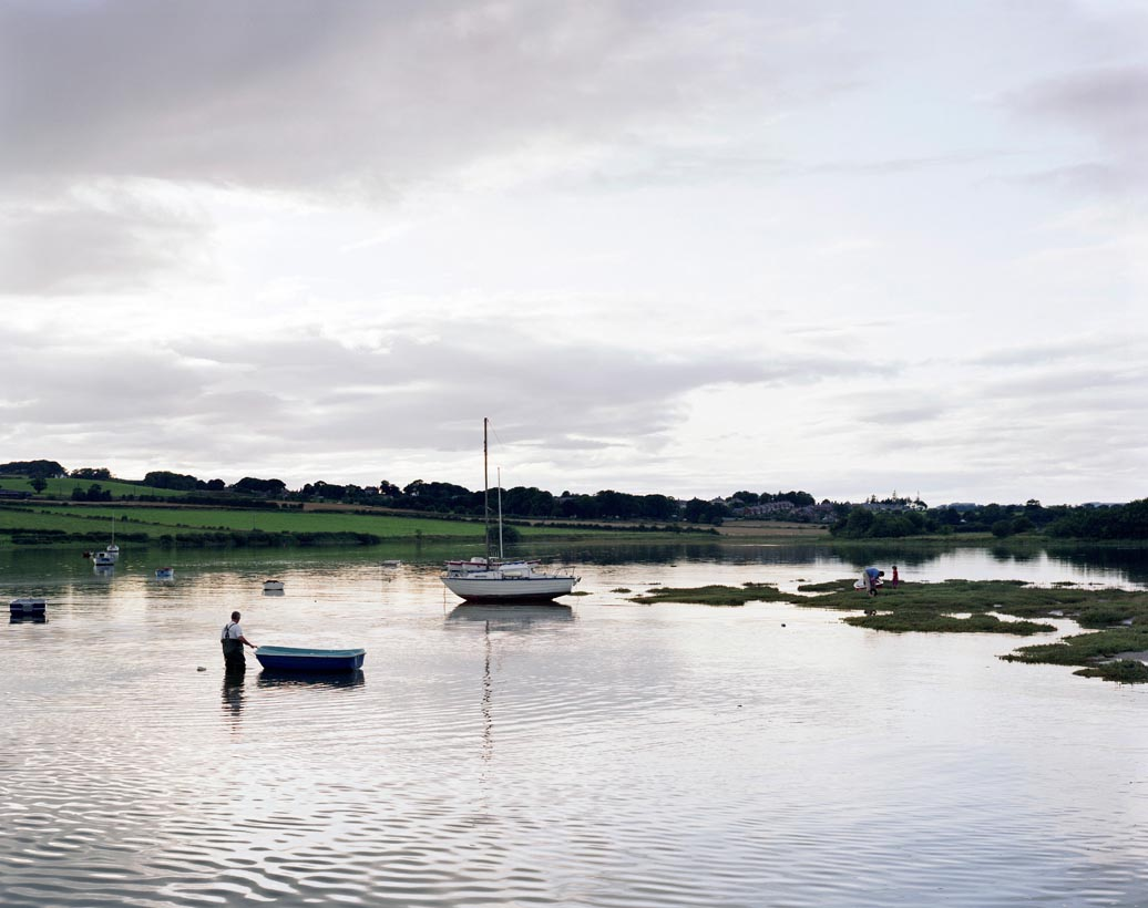 Aln Boat Club, Alnmouth, Northumberland, 7th September 2008