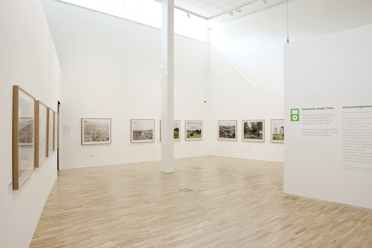 mac Gallery (Birmingham, UK): We English, May - July 2011