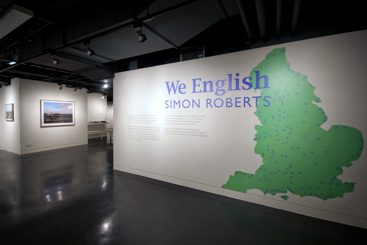 National Media Museum (Bradford, UK): We English, March - September 2010