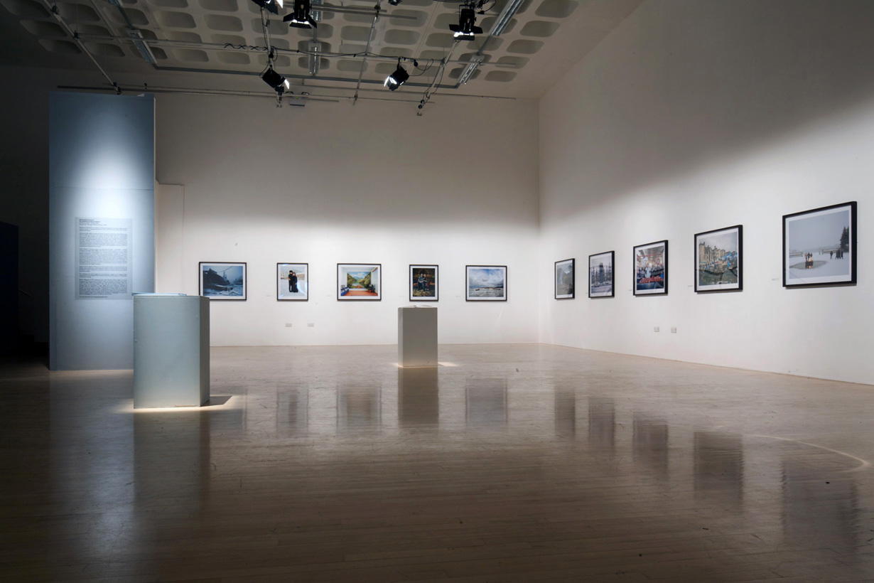 Bonington Gallery (Nottingham, UK): Motherland / Homeland, February - March 2010