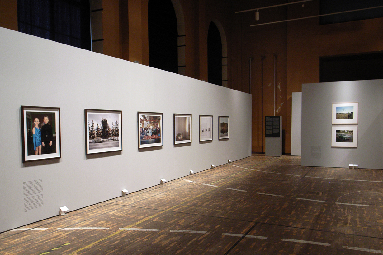 C/O Berlin (Berlin, Germany): Visions of Our Time, Deutsche Börse Art Collection, May – July 2009