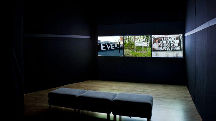 Installation photograph from mac Gallery, Birmingham, July 2011