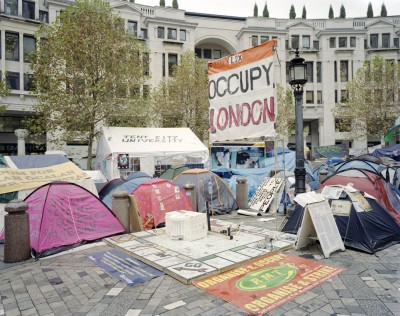 Occupy St. Paul's, London, 26 March 2012