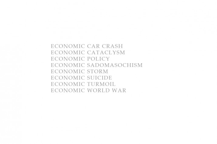 Extract from 'Credit Crunch Lexicon'