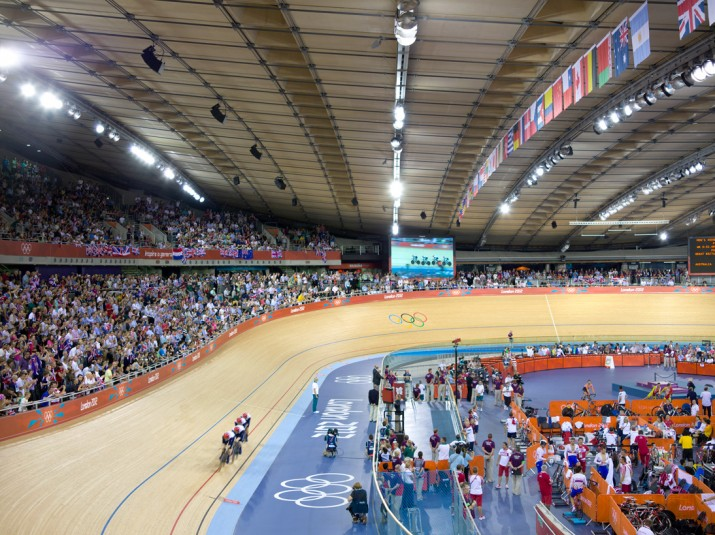 Men's 4000m Team Pursuit, Velodrome, London, 3 August 2012