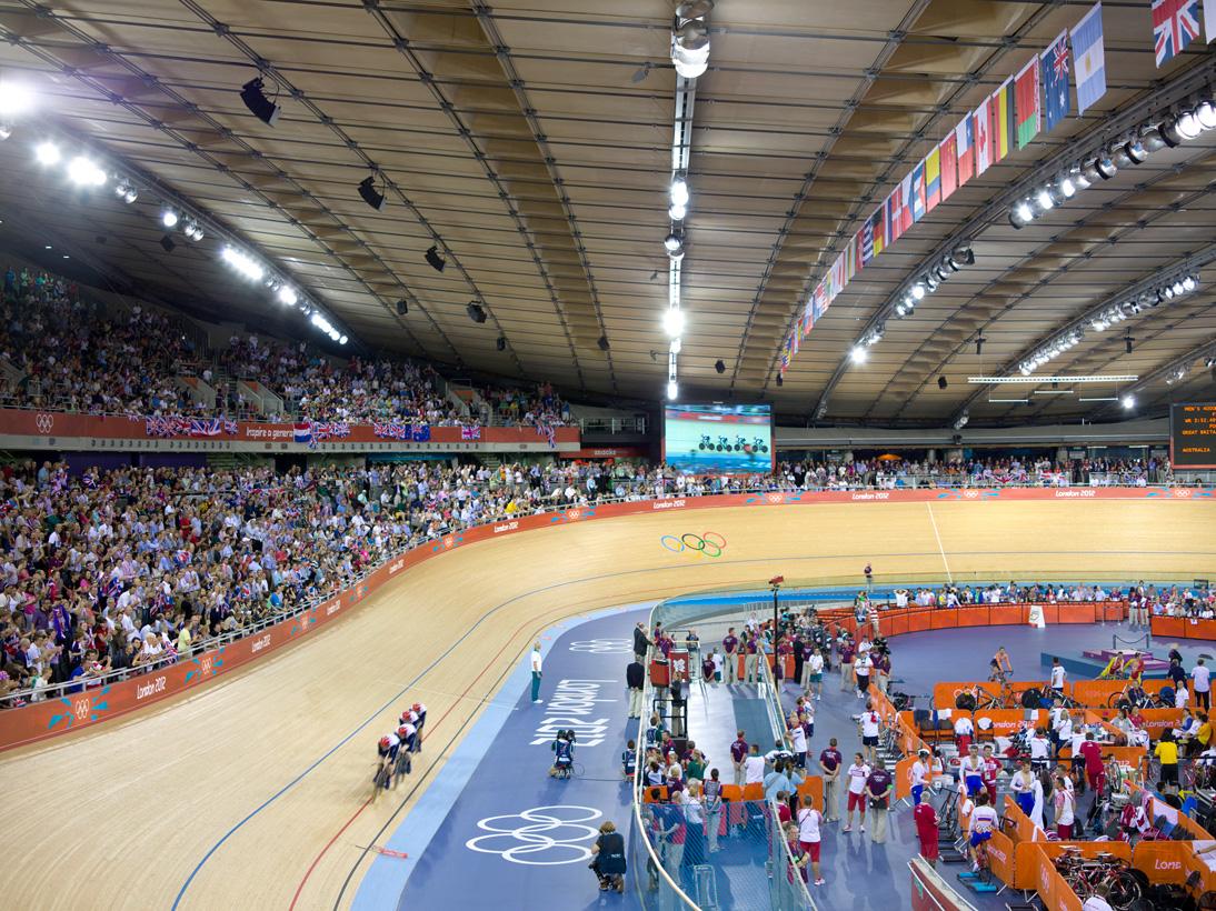Men's 4000m Team Pursuit, Velodrome, London, 3 August 2012