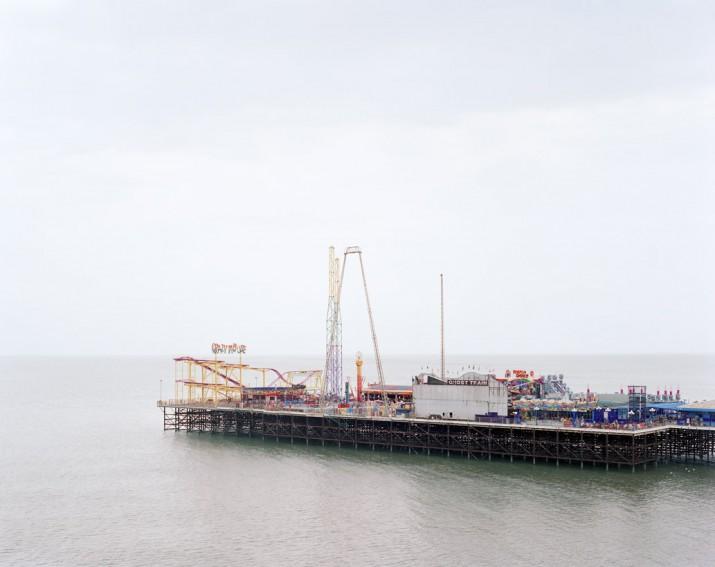 Blackpool South Pier, Lancashire, 2008